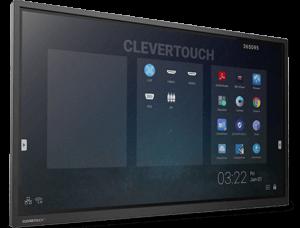 monitor interattivo clevertouch